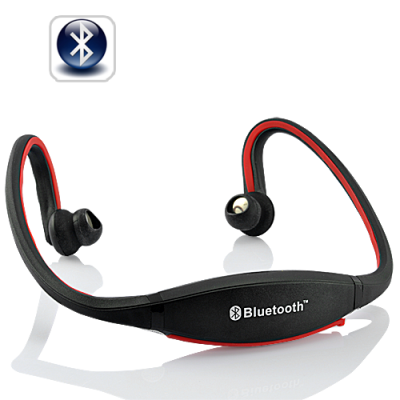 bluetooth headset flex vel correr par grafo e desporto. Black Bedroom Furniture Sets. Home Design Ideas